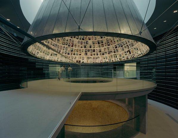 Museo del holocausto Yad Vashem, Jerusalem