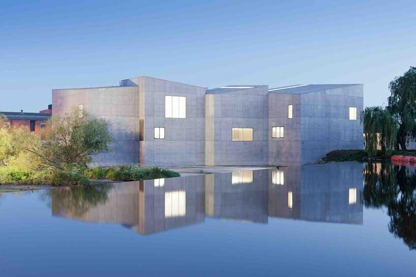 HEPWORTH WAKEFIELD: Museo de arte contemporáneo