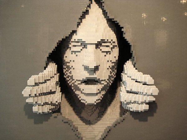 ¡ARTE CON LEGO!