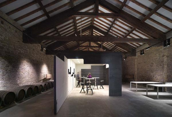 BODEGA CVNE, de Ninom Arquitectos