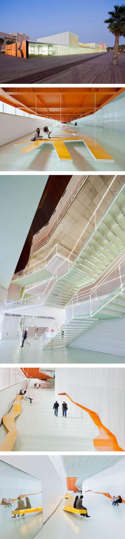 El Batel, nuevo palacio de congresos en Cartagena
