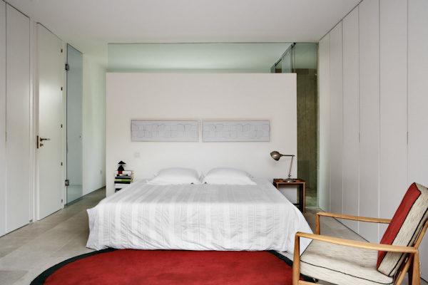 vista general dormitorio principal
