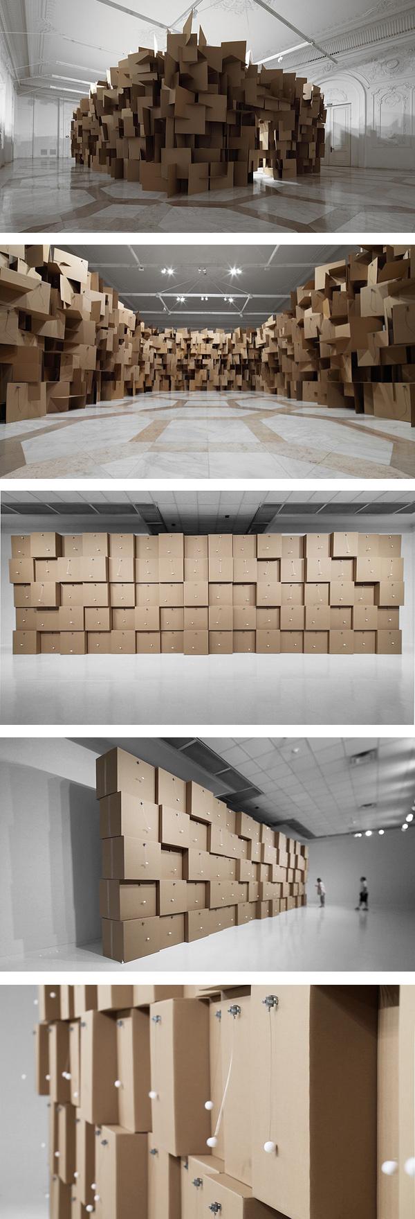 ZIMOUN: Arquitecturas acústicas
