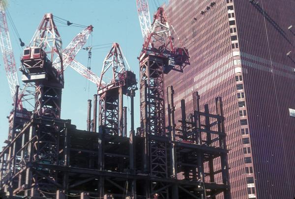 WORLD TRADE CENTER: diseño, estructura y construcción (Parte 2)
