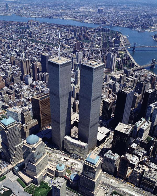 WORLD TRADE CENTER: diseño, estructura y construcción (Parte 1)