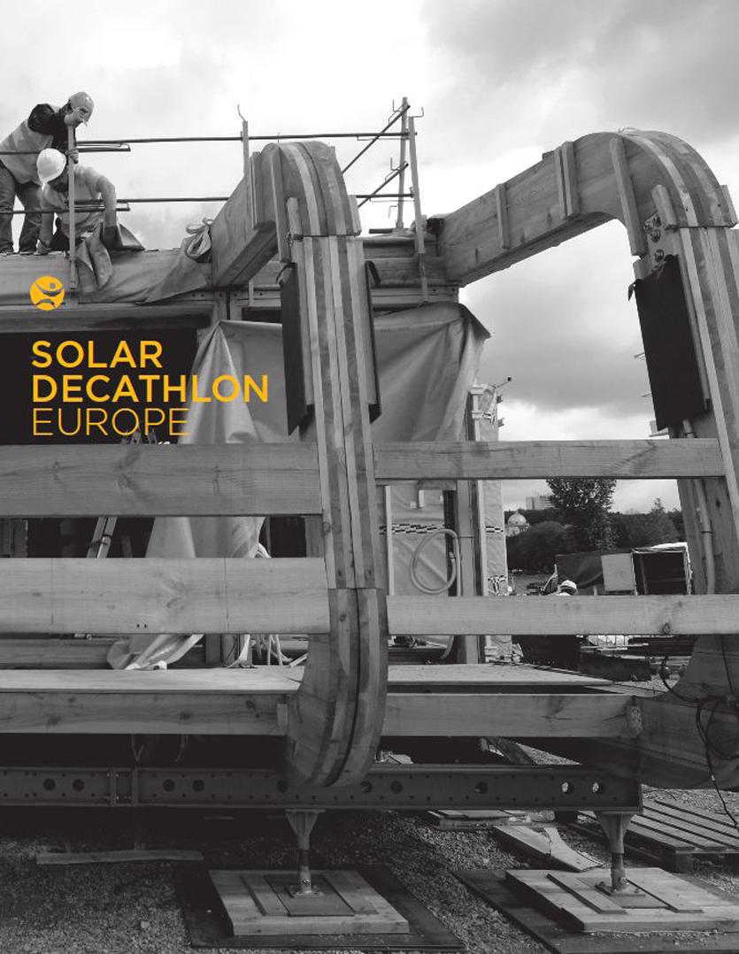 Solar Decathlon Europe – Competición Internacional de Casas Solares