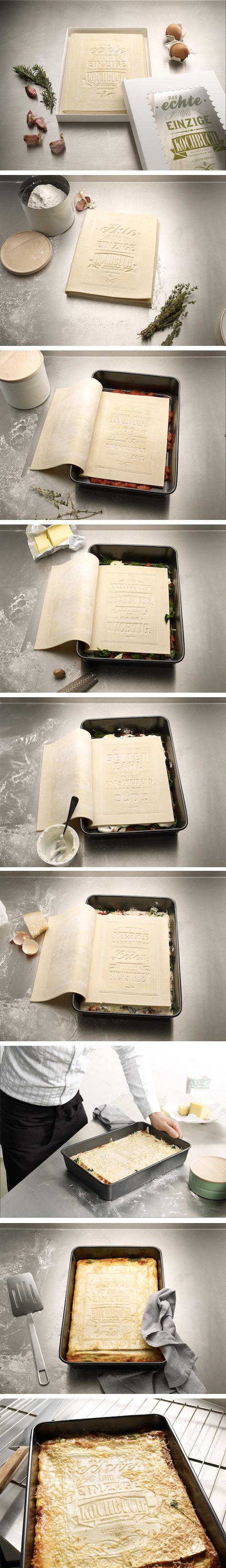 El auténtico Libro de Cocina