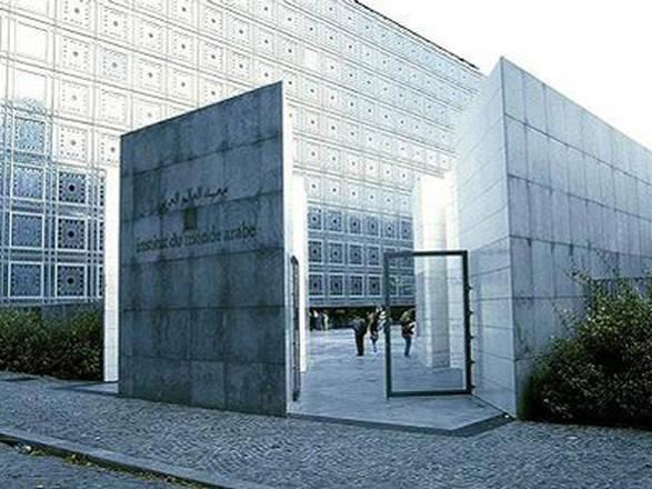 L'Institute du Monde Arabe