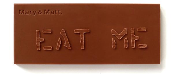 Diseño para comer de Mary & Matt