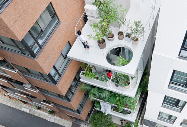 Un Jardín Japonés