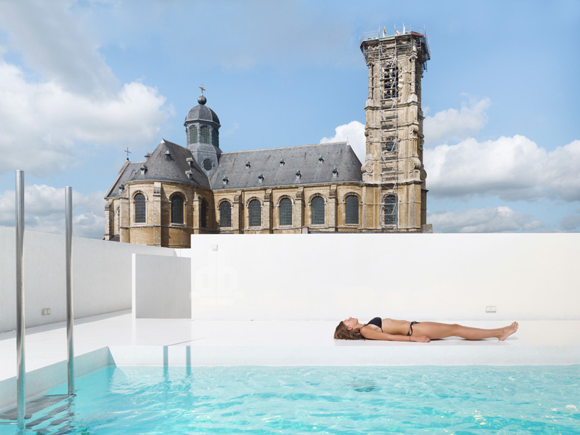 Nadar en Flandes