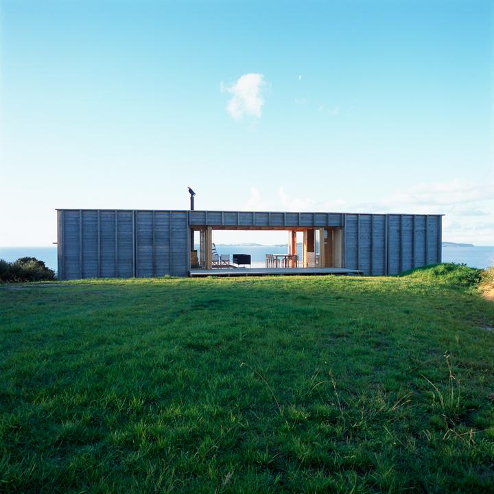 Cabaña en Nueva Zelanda