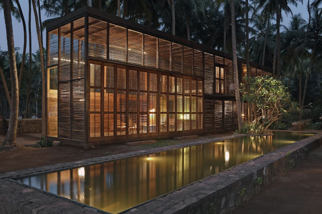 Studio Mumbai [Palmyra House] 04