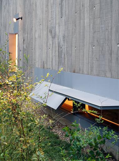 detalle del proyecto de BCHO architects