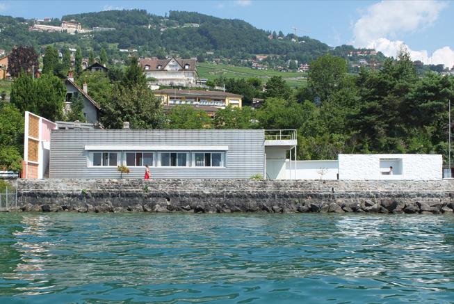 Villa Le Lac (Le Corbusier)