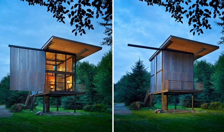 olson-kundig-sol-duc-cabin-in-washington-open-and-closed-gardenista