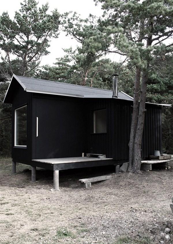 Cabaña en Suecia