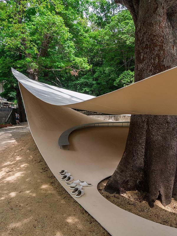 Ryue Nishizawa . Fukita Pavilion . Kagawa (5)