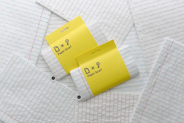 Bufanda de papel de little factory-02