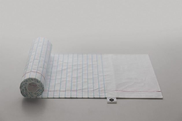 Bufanda de papel de little factory-04