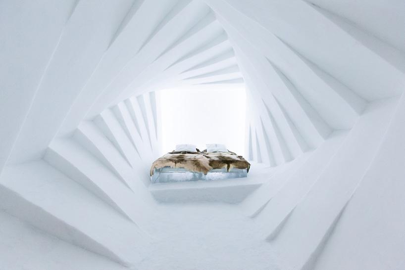 XXV Icehotel en jukkasjärvi