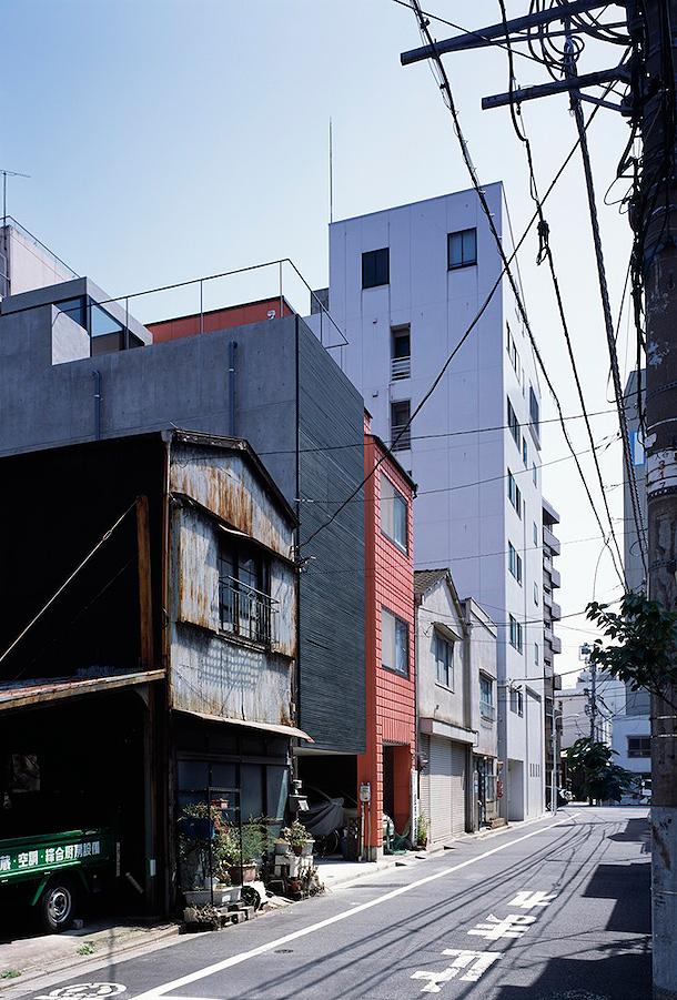 LATTICE. Satoshi Kurosaki. Fotografía Masao Nishikawa. DESPIERTAYMIRA