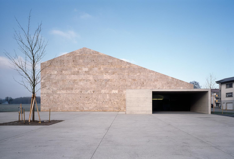 Centro Cultural Municipal Corpataux-Magnedens