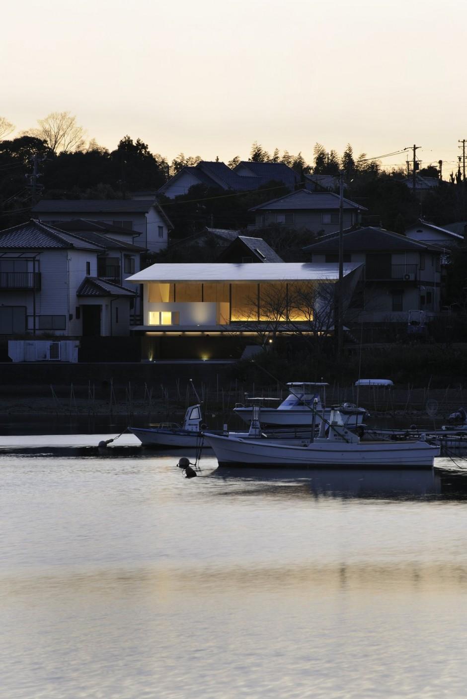 Beach House en la península de Shima