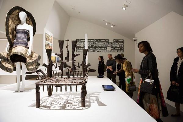 Makin africa interior museo