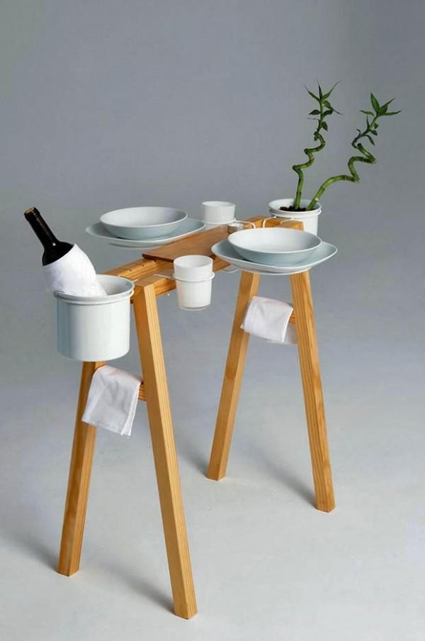 Diseño español y gastronomía