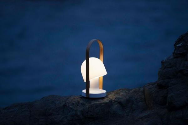 Follow me lamp Marset
