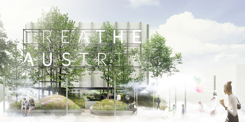Respirar. Exposición Universal de Milán