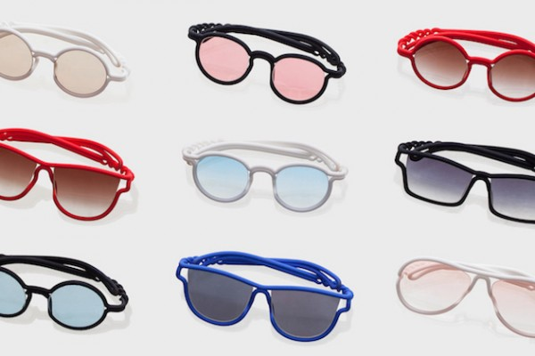 MONO: Gafas de una sola pieza mediante impresión 3D