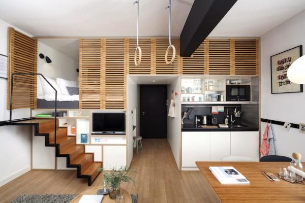 Lofts ZOKU: una opción atractiva para profesionales trotamundos