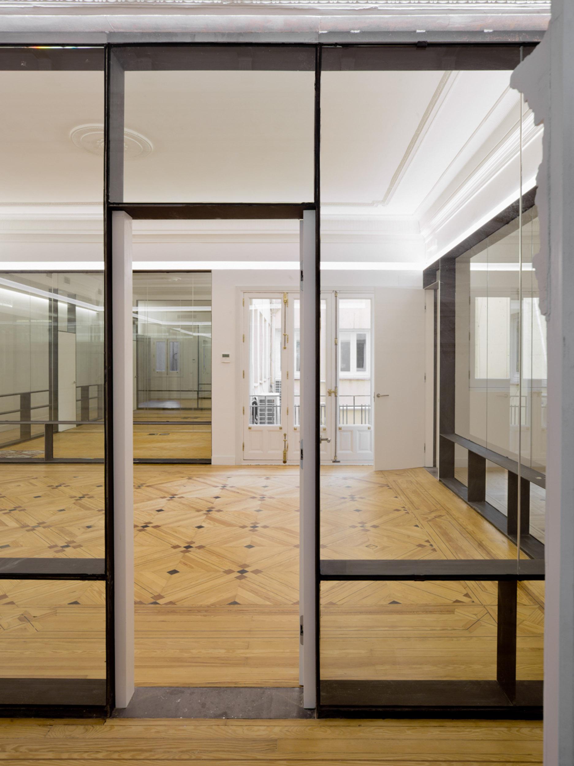 Convertir oficina en vivienda amazing antes with for Cambio de uso de oficina a vivienda