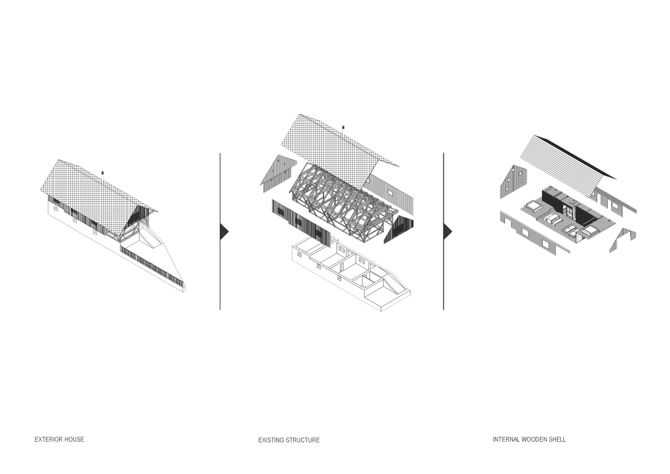 DIAGRAM AXONOMETRIC VIEWS