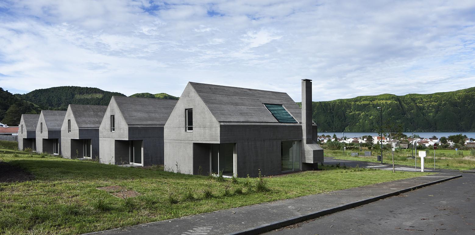 27 viviendas en Vila das Sete Cidades en las Azores