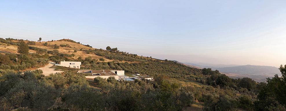 Residencia Privada en Miglionico