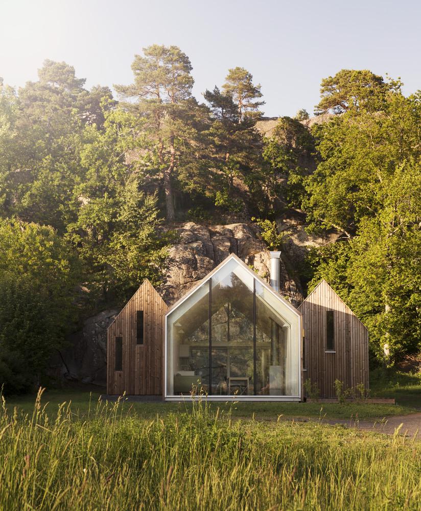 Cabañas noruegas panorámicas para disfrutar de la naturaleza