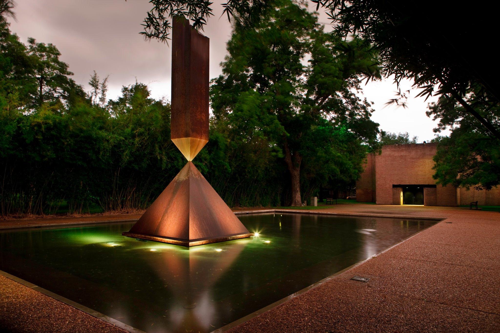 Rothko Chapel, un templo para la tolerancia y la libertad