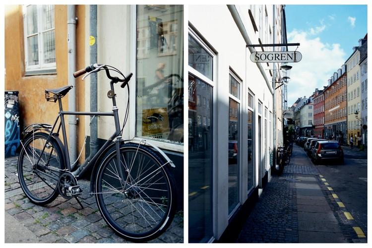 Sögreni, la bicicleta hecha arte