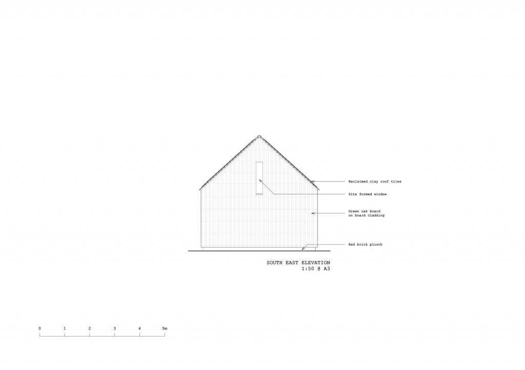 long_sutton_barn_-_SE_elevation_labelled