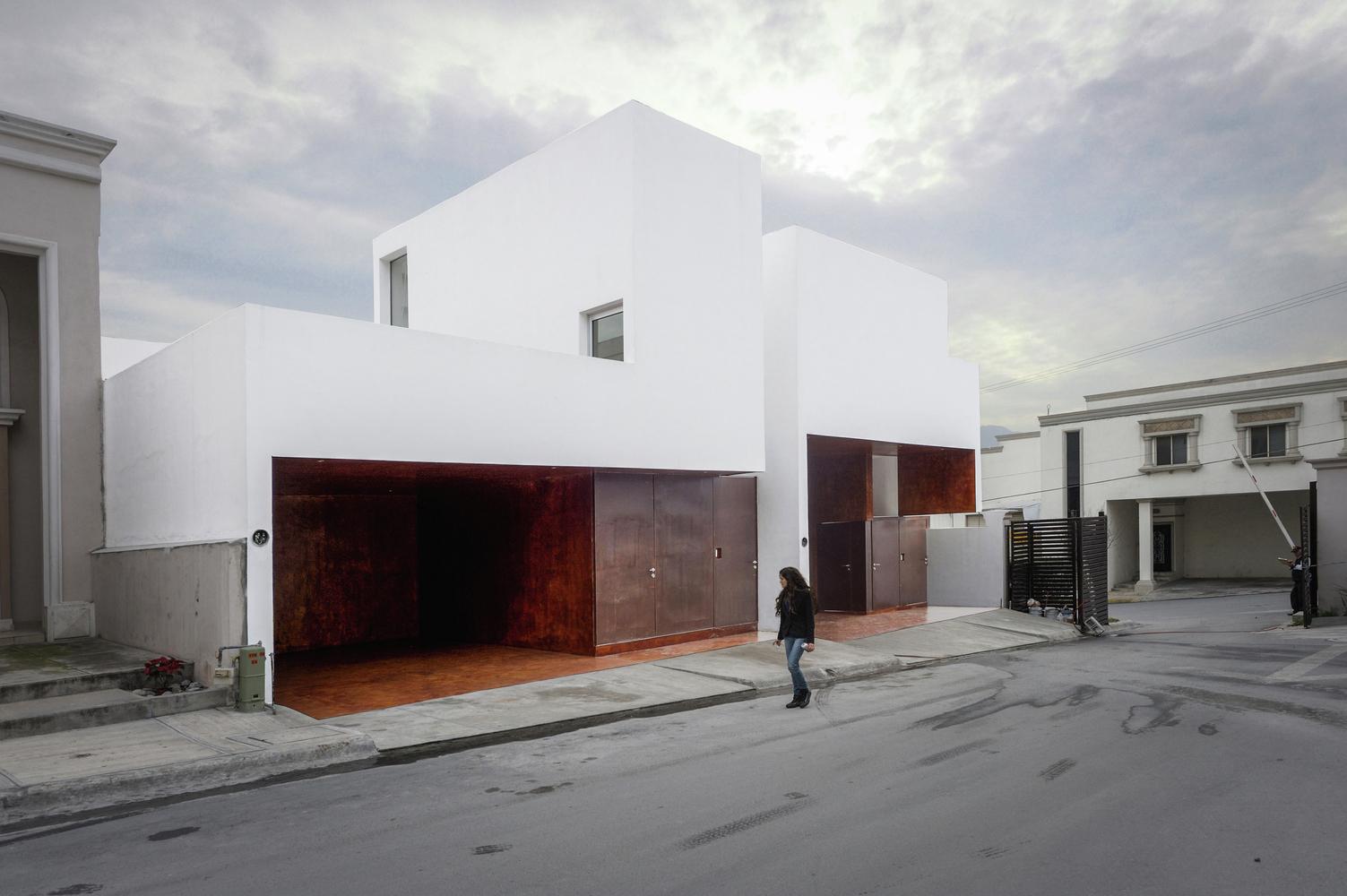 Arquitectura mexicana que rompe moldes