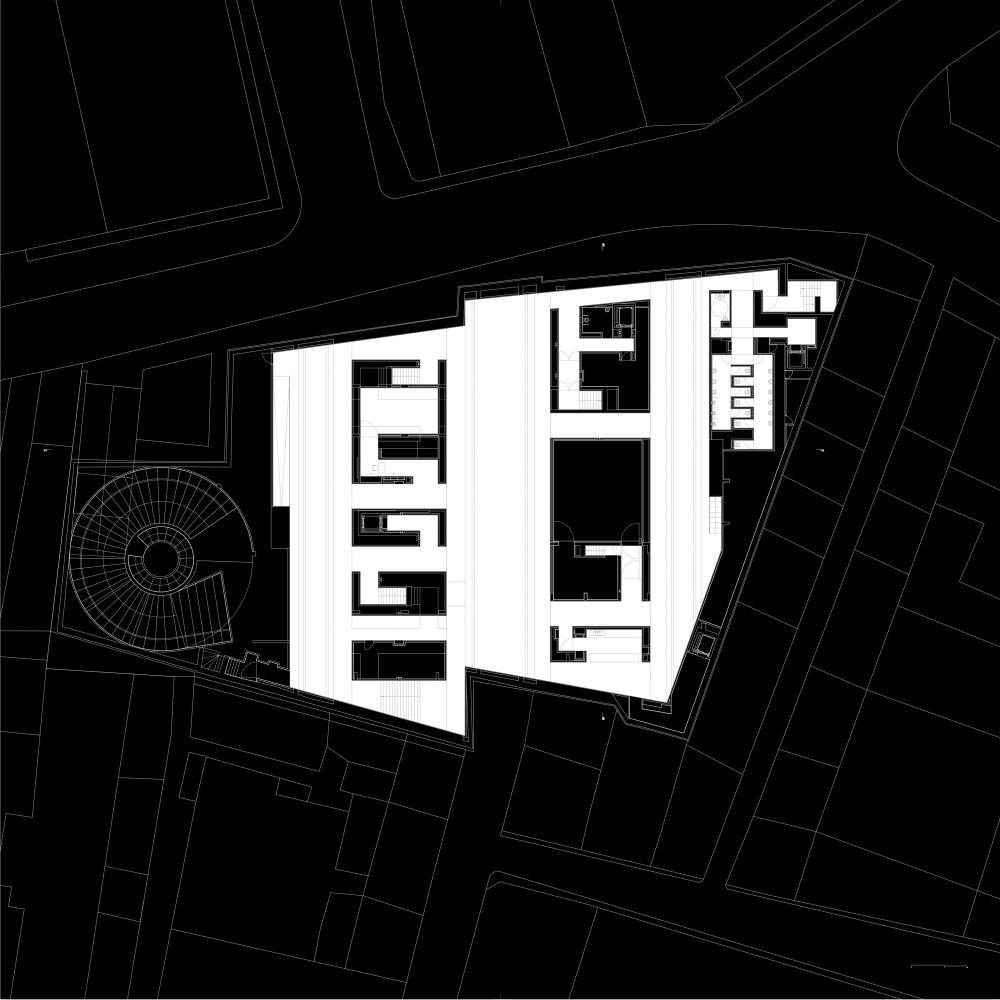 Centro SINES despiertaymira Aires Mateus.-level-01-plan