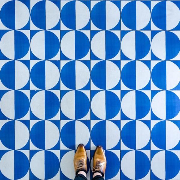 Barcelona Floors, la fascinación por los suelos modernistas