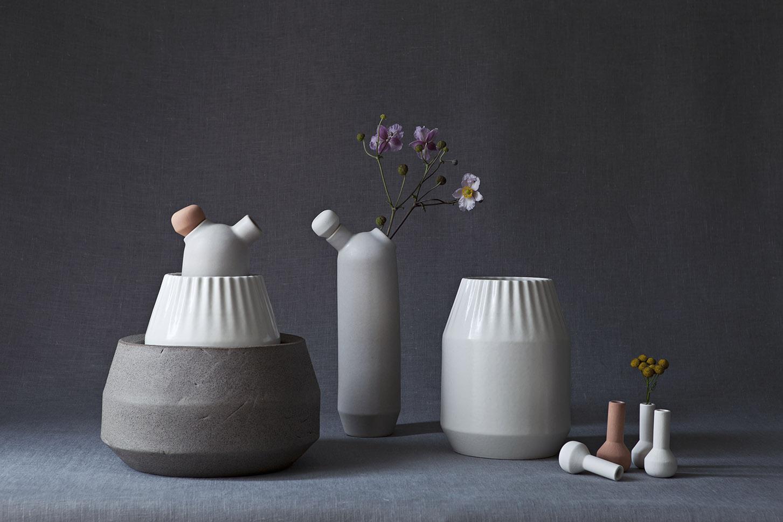 Biophilia: cerámica sueca con vida propia