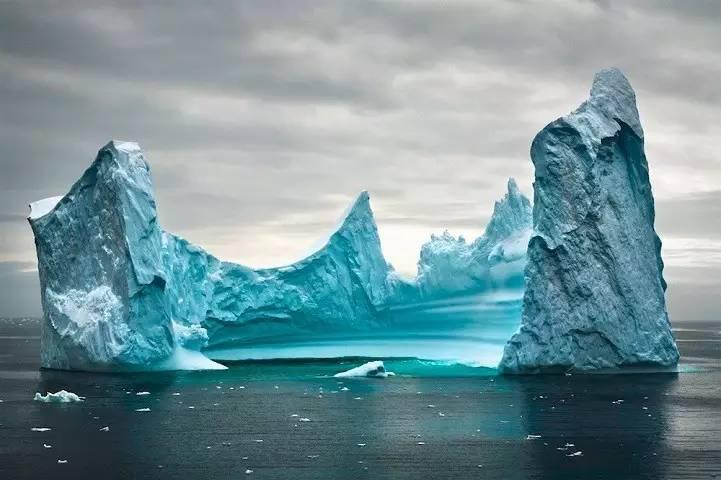 La fragilidad de la Tierra retratada por Daniel Beltrá