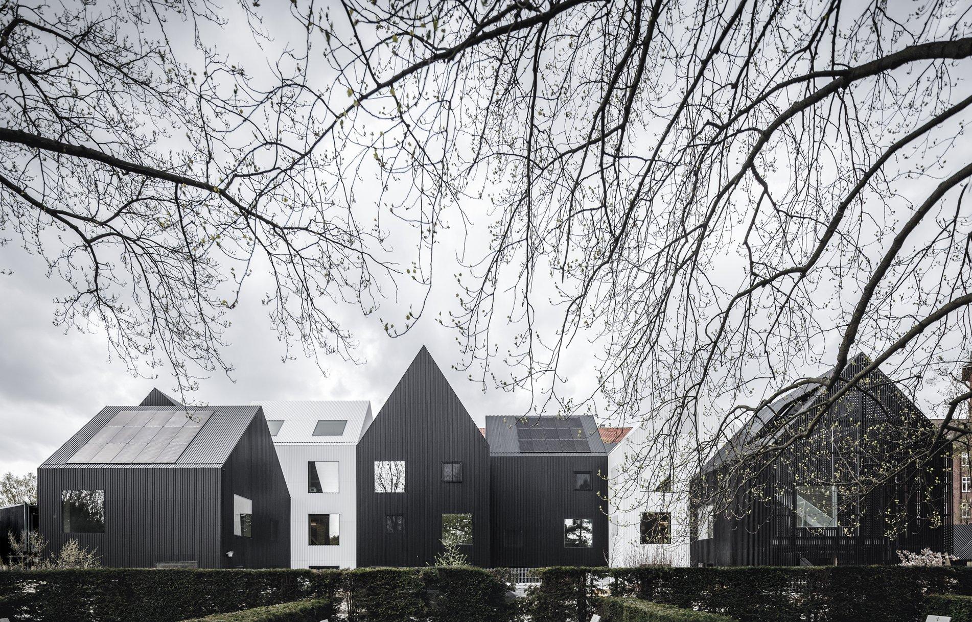 Una guardería atípica y divertida para el barrio más populoso de Copenhague