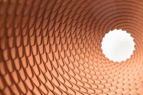 Solid Vibrations, el sonido hecho cerámica mediante impresión 3D