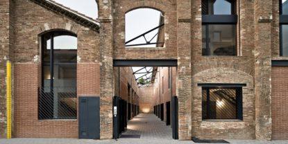 Lofts barceloneses con alma no convencional